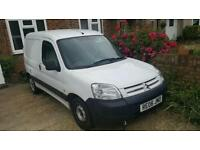 Citroen berlingo years mot 1.9d swap for small car