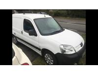 2007 Peugeot partner 1.6 hdi runs and drives