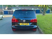 2008 VW TOURAN DIESEL AUTOMATIC 7 SEATER
