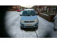 1 OWNER AUTOMATIC 2008 FIAT PANDA 1.2 ACTIVE WITH CITY STEERING