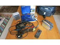 Sony Handycam MiniDV Camcorder - DCR-HC24E