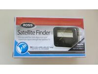Ross Satellite Signal Finder Brand New