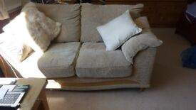 Two Seater sofa vgc
