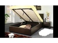 Storage beds with free delivery ! Bargain