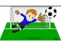 Goalkeeper wanted. U15s. (Year 10)