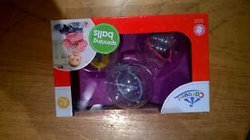 Carousel Spinning Balls. Brand new in unopened box