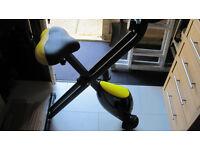 Everlast Exercise Bike For Sale - Folding