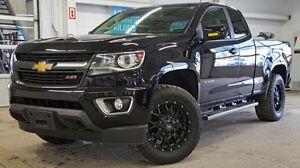 2015 CHEVROLET COLORADO 4WD EXTENDED CAB Z71