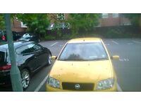 2004 FIAT PUNTO SPORTING 16V