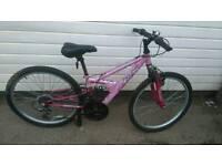 Lady's/teenage mountain bike