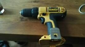 Dewalt 12v drill no battery or charger in good working order