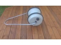 NICE CLEAN AQUA ROLL WATER CARRIER WITH HANDLE