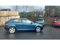 2005 Audi a3 TDI 140 bhp pd mot