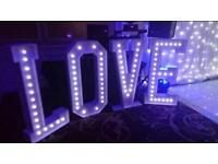 4ft LOVE Letters for Sale