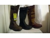 Kanyon horse riding and country boots