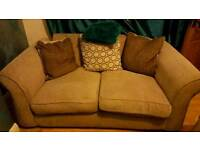 Large 2 seater sofa dfs