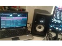 pioneer ddjt1 pioneer controller laptop active audio 8 soundcard monitors headphones more 570