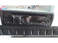 JVC car stereo for sale