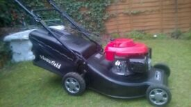Honda hrx lawn mower | in Woodhall Spa, Lincolnshire | Gumtree