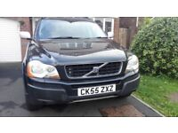VOLVO XC90 2.4 D5 AWD,4x4, 7-seater, SERVICE HISTORY