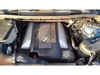 E53 BMW X5 4.6IS V8 COMPLETE ENGINE M62B46 ALPINA B10
