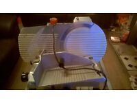 electric butchers meat slicer