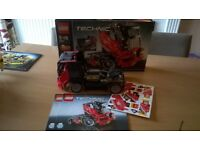 Lego Technics 8041 Race Truck Limited Edition