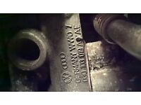 vw golf full engine and gear box from a 52 reg code in picture £150 OVNO Pudsey, West Yorkshire