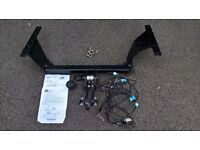 Honda CR-V towbar with vehicle specific wiring