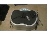 Vibration Plate Fitness Equipment