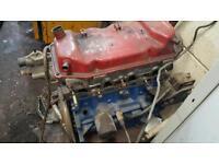 Rs turbo engine