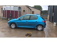 2003 Peugeot 206 1.4hdi for sale