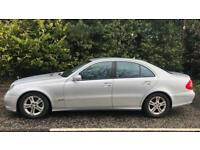 CHEAP DIESEL MERCEDES E220 AVANTGARDE CDI 2.2L (2008) Full year mot 5 door