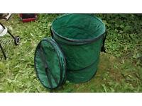2x RAC garden pop up bins/bags [Collection Only]