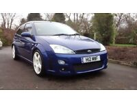 Ford Focus RS MK1 1 Previous Owner