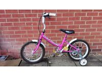 Girls Oxford bicycle