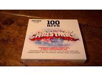 100 Christmas Hits 4 CD + DVD