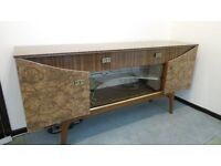 1960's Sideboard / cocktail cabinet