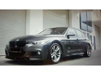 WANTED BMW M SPORT GREY FULL FRONT