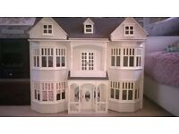 Huge Dolls House with Furniture and Accessories