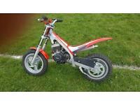Xispa kids trials bike 50cc