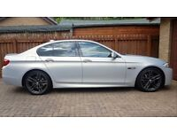 Bmw 535D 313 bhp M Sport Special Edition Individual model 13 Months MOT Saloon REDUCED 5 Series 640D