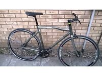 "SINGLE SPEED - PINARELLO DIESEL ""ONLY THE BRAVE"" MEDIUM"
