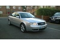 53)2004 Audi A6 2.5tdi v6 turbo diesel low mileage excellent