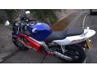 Honda, CBR 600f ,2000, 599 (cc)