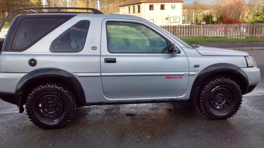 2004 Land Rover Freelander Td4 In Insch Aberdeenshire