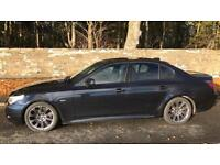 BMW 535D 3.0L M SPORT TWIN TURBO AUTOMATIC (2004) year mot very clean