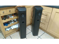 Mission 773 Speakers Spare Or Repair Working £50 OVNO