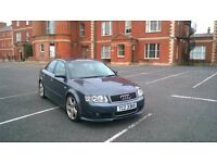 Audi A4 1.9 tdi S Line Kitted