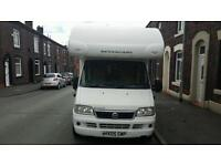 Motor Home Bessacarr E445 DUCATO 15 JTD MWB 2.3 CC... Must go offers not considered